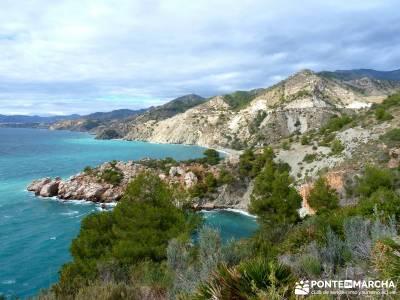 Axarquía- Sierras de Tejeda, Almijara y Alhama; senderismo viajes; viajes y excursiones